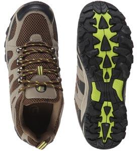 Ultrasport Hiker Unisex Erwachsenen Outdoor – Trekking – Wander - Nordic Walking Schuhe - Zusatzbild