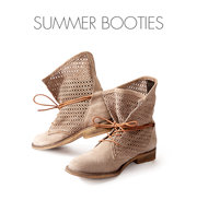 Damen Summer Booties Frühjar/Sommer 2014