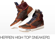 Herren High Top Sneakers