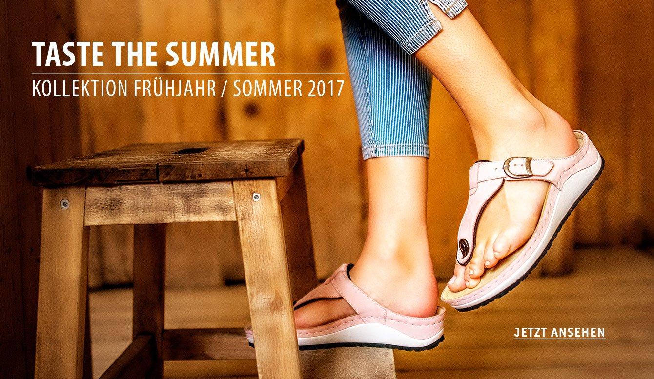 Berkemann Schuhe FRühjahr/Sommer-Kollektion 2017