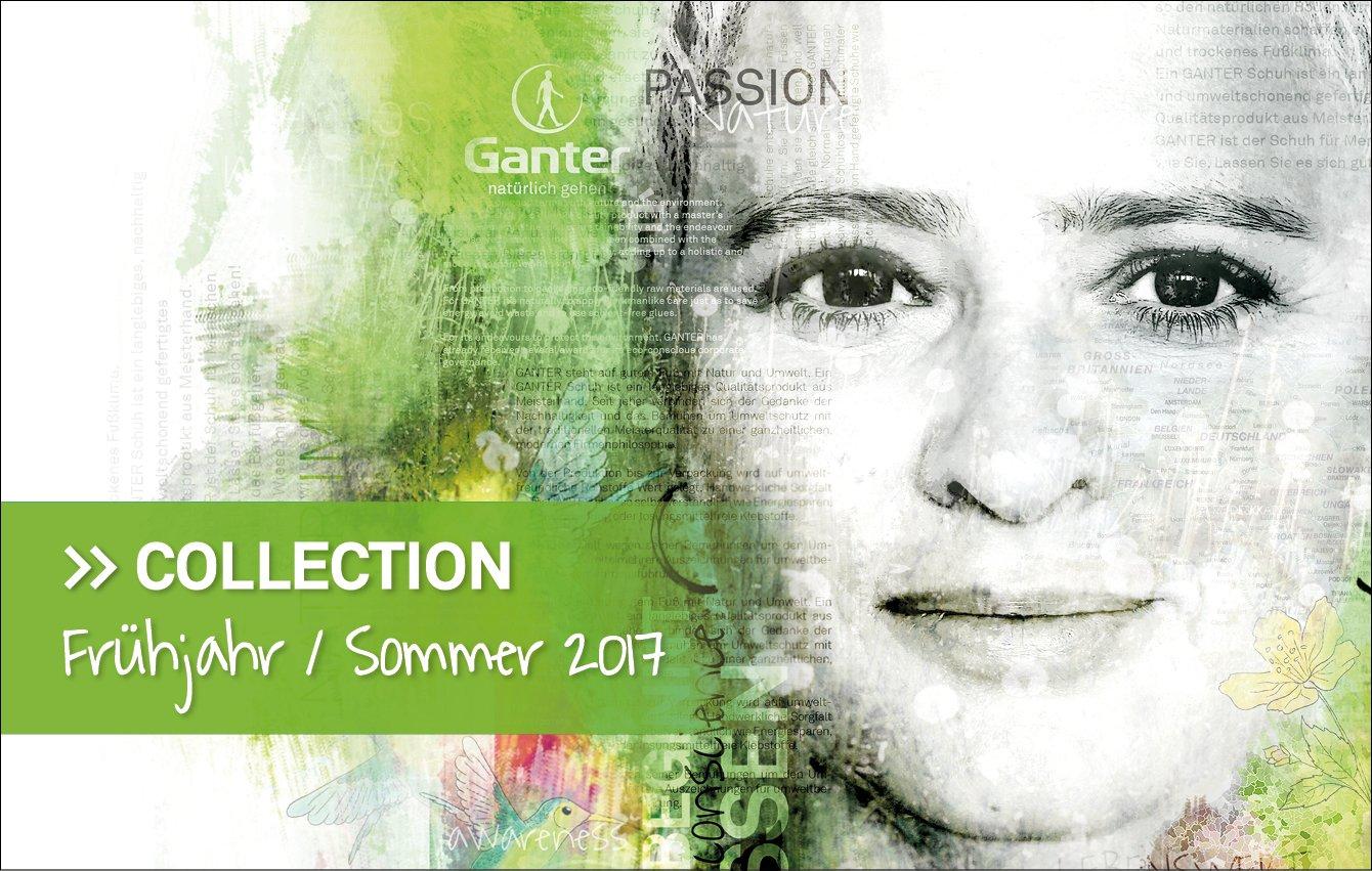 Ganter Schuhe Frühjahr/Sommer-Kollektion 2017