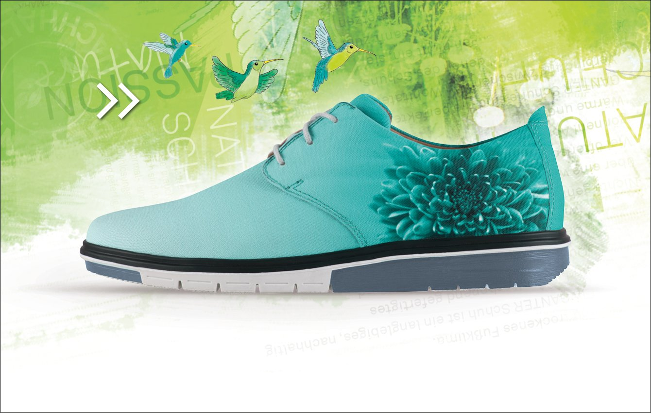 Ganter Derby Sneaker