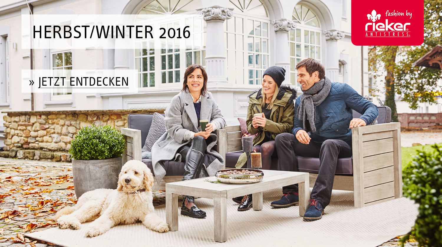 Rieker Herbst/Winter-Kollektion