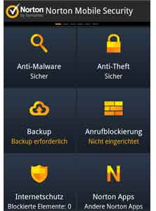 how to find network security key in mobile