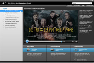 Erleben Sie die Welt der Photoshop-Profis