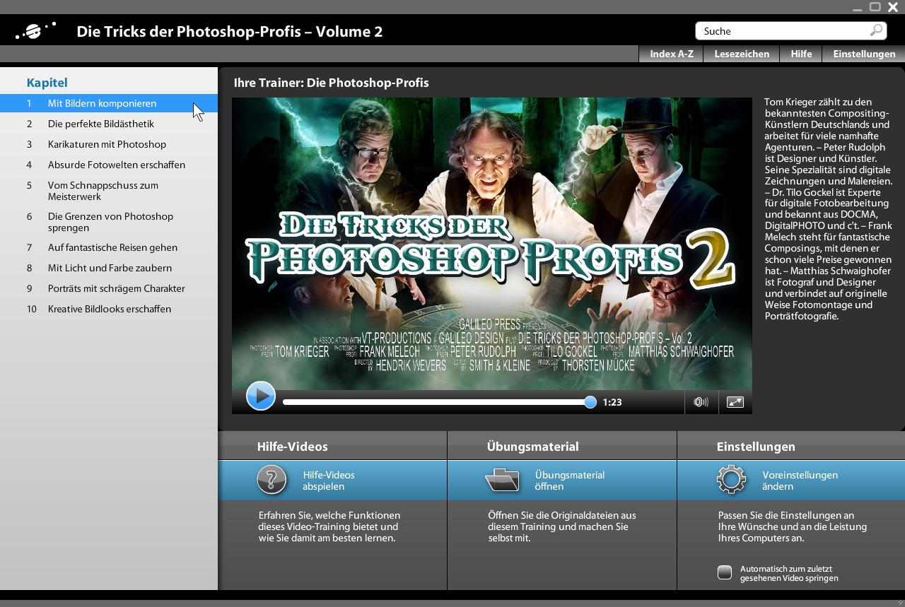Die Tricks der Photoshop-Profis | Video-Tutorials | DOCMA ...