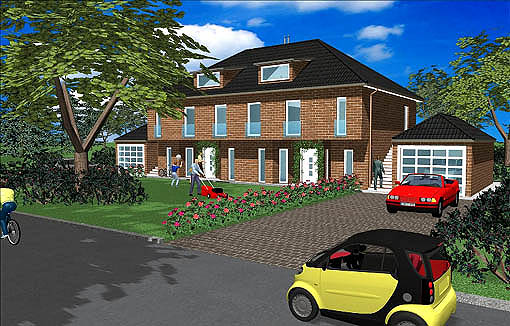 3d traumhaus designer 7 software. Black Bedroom Furniture Sets. Home Design Ideas