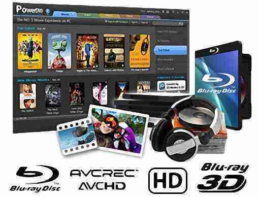 PowerDVD 11 ULTRA der Mediaplayer