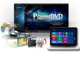 PowerDVD 13 für Windows 8