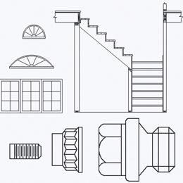 viacad 2d 3d 9 software. Black Bedroom Furniture Sets. Home Design Ideas
