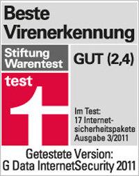 Stiftung Warentest: Beste Virenerkennung