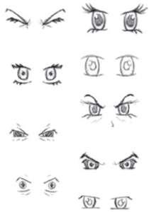 Faber-Castell Augen zeichnen