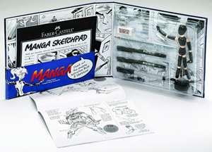 Faber-Castell Mangaset