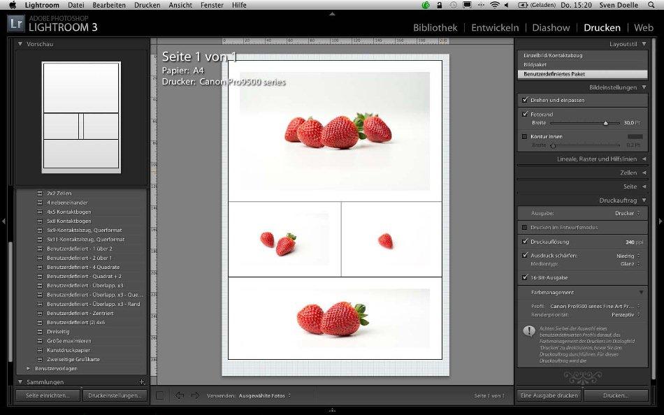 Adobe Photoshop Lightroom 3 (geeignet für den Vertrieb mit