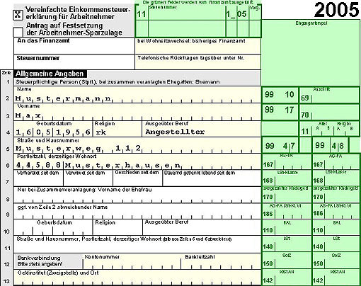 Tax 2006 Standard: Amazon.de: Software