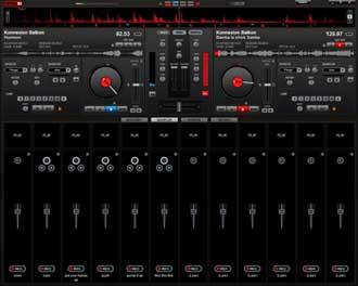 Sample Mixer
