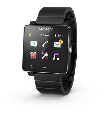 Sony SmartWatch 2 SW2 Handy-Uhr für Smartphones ab: Amazon ...