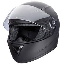 Ultrasport Motorrad-Integralhelm IH-1