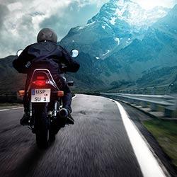 Ultrasport Motorrad-Integralhelm IH-1  - Zusatzbild