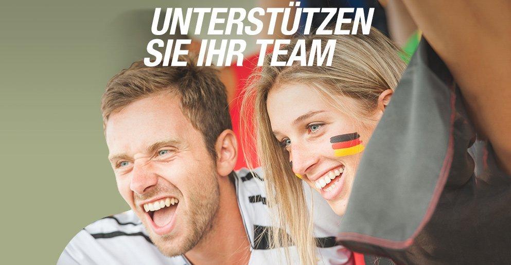 Unterstützen Sie Ihr Team