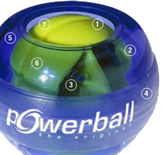 Powerball - das Orginal: Die Qualität