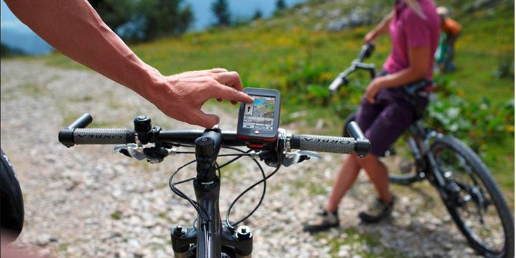 Fahrrad GPS