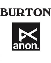 Burton Anon Logos