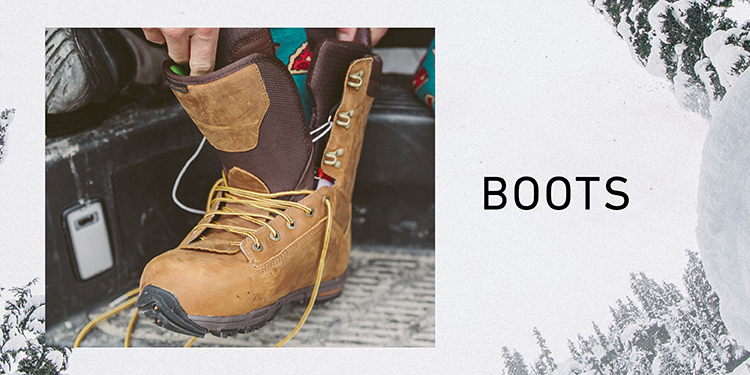 NBurton Boots