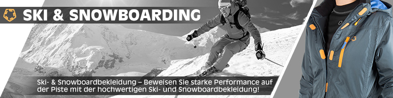 Gregster Skibekleidung für Männer und Frauen