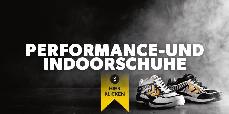 Hummel Performance und Indoor Schuhe