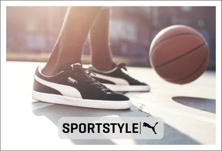 PUMA Shop Sportstyle