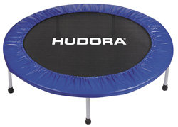 hudora trampolin 65140 blau 96 cm sport. Black Bedroom Furniture Sets. Home Design Ideas