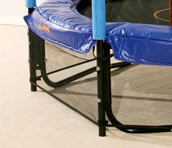 HUDORA Sicherheitstrampolin joey Jump 140 cm Ø (Art. 65175/01) - Weitere Features