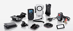 ABUS Sportscam Full HD Set - Weitere Features