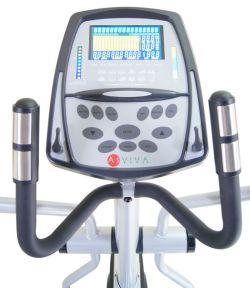 AsVIVA | ELLIPSENTRAINER Ergometer Cardio E1 Elliptical Zusatzbild