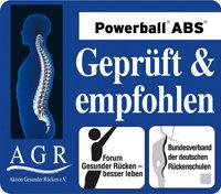 TOGU Gymnastikball Powerball Premium ABS