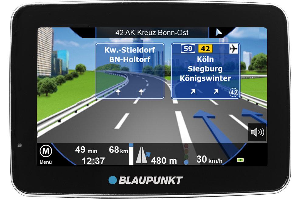 Blaupunkt Travelpilot 50 EU Truck Navigationssystem