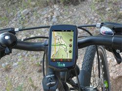 Teasi one - Fahrrad- & Wandernavigation - Zusatzbild