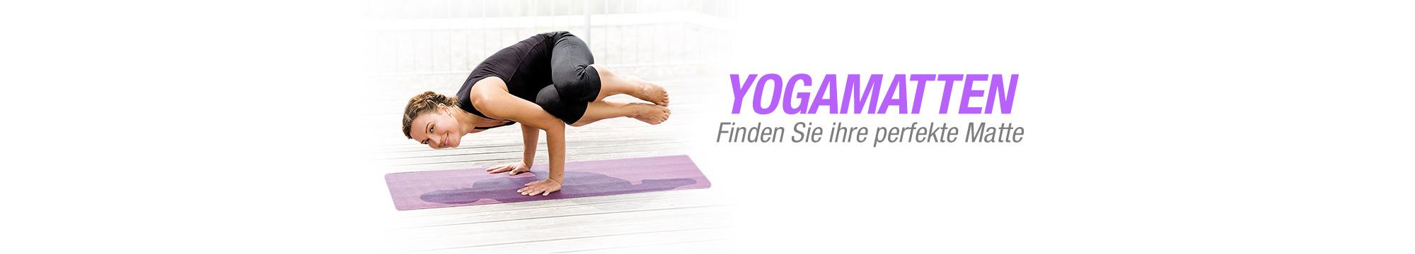 yoga matten gurte bl cke und mehr im online shop. Black Bedroom Furniture Sets. Home Design Ideas