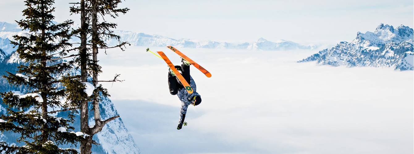 Für Wintersportler