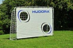 Hudora Fußballtor Trainer mit Torwand 76920: Hudora
