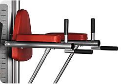 Dip-Station für Arm- und Bauchmuskeltraining