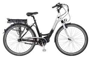 prophete damen e bike alu city e novation mittelmotor. Black Bedroom Furniture Sets. Home Design Ideas