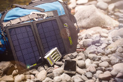 Goal Zero Guide 10 Plus Solar Recharging Kit Zusatzbild