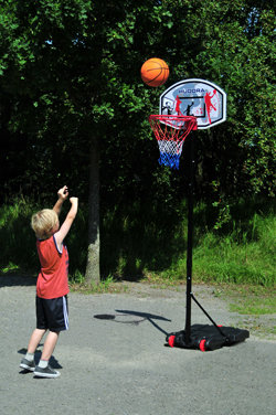 HUDORA Basketballständer All Stars (Art. 71655)