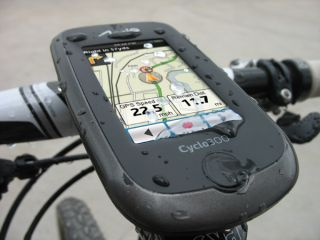 Mio Cyclo 300 Westeuropa - Weitere Features