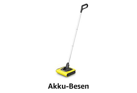 Akku-Besen