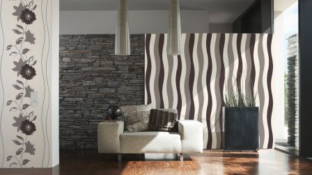 livingwalls tapete daniel hechter 2 streifentapete. Black Bedroom Furniture Sets. Home Design Ideas