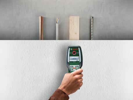 bosch diy digitales ortungsger t pmd 10 1x 9v batterie max messtiefe 100 mm stahl 80 mm. Black Bedroom Furniture Sets. Home Design Ideas