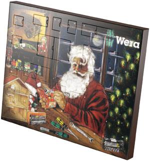 Der Wera Adventskalender 2012